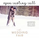 Bratopia is Looking for Their Next Model at The Wedding Fair!