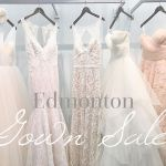 Find the right wedding gown at the right price at right place;Edmonton Wedding Fair Super Gown Sale